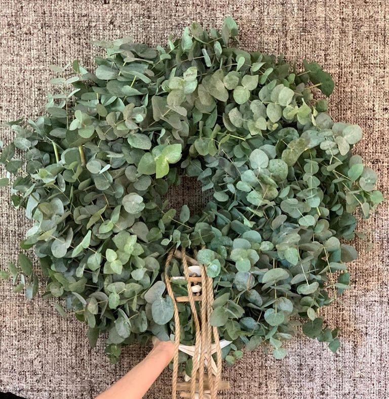 veniec eukalyptus